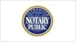 Authorized Notary Public